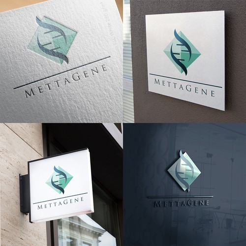 3d logo concept for Hospital or clinic