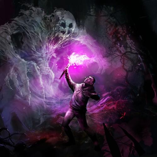 Conjure - Woods Scene