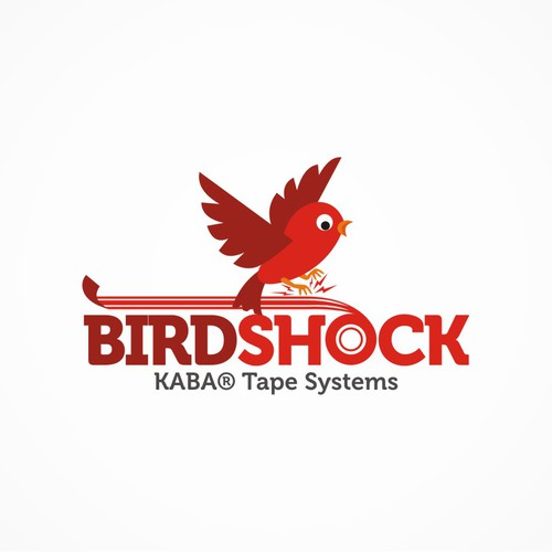Bird Shock - KABA® bird shock tape systems