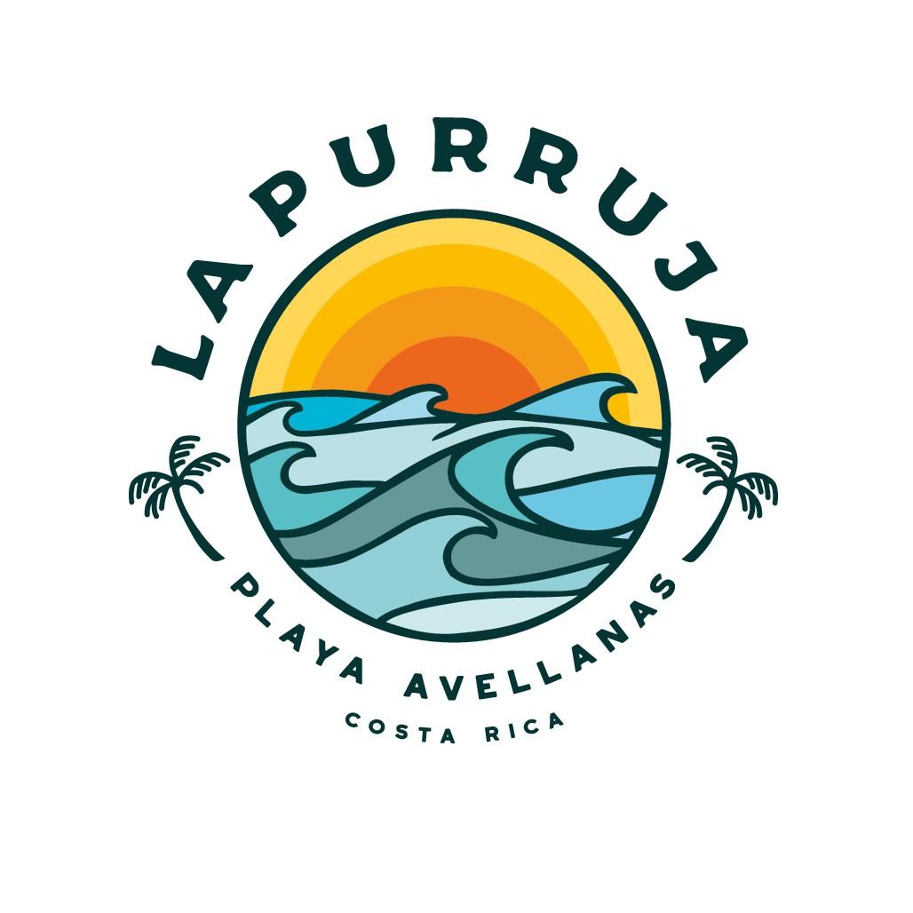 Costa Rica Beach Restaurant Logo/Brand Guidelines.