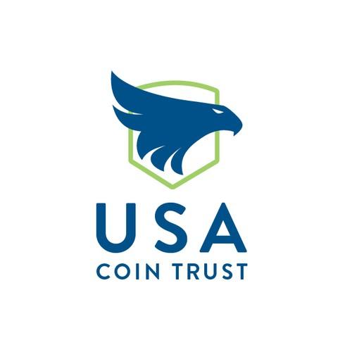 USA Coin Trust Concept