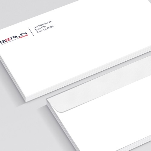 Envelope for Berlin Defense