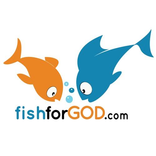 logo for fishforgod.com