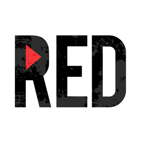 Clean, Simple Logo Needed for RED (one color with spot)