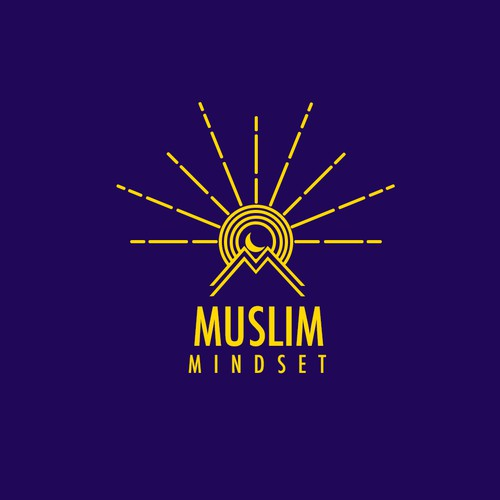 Logo for Muslim community