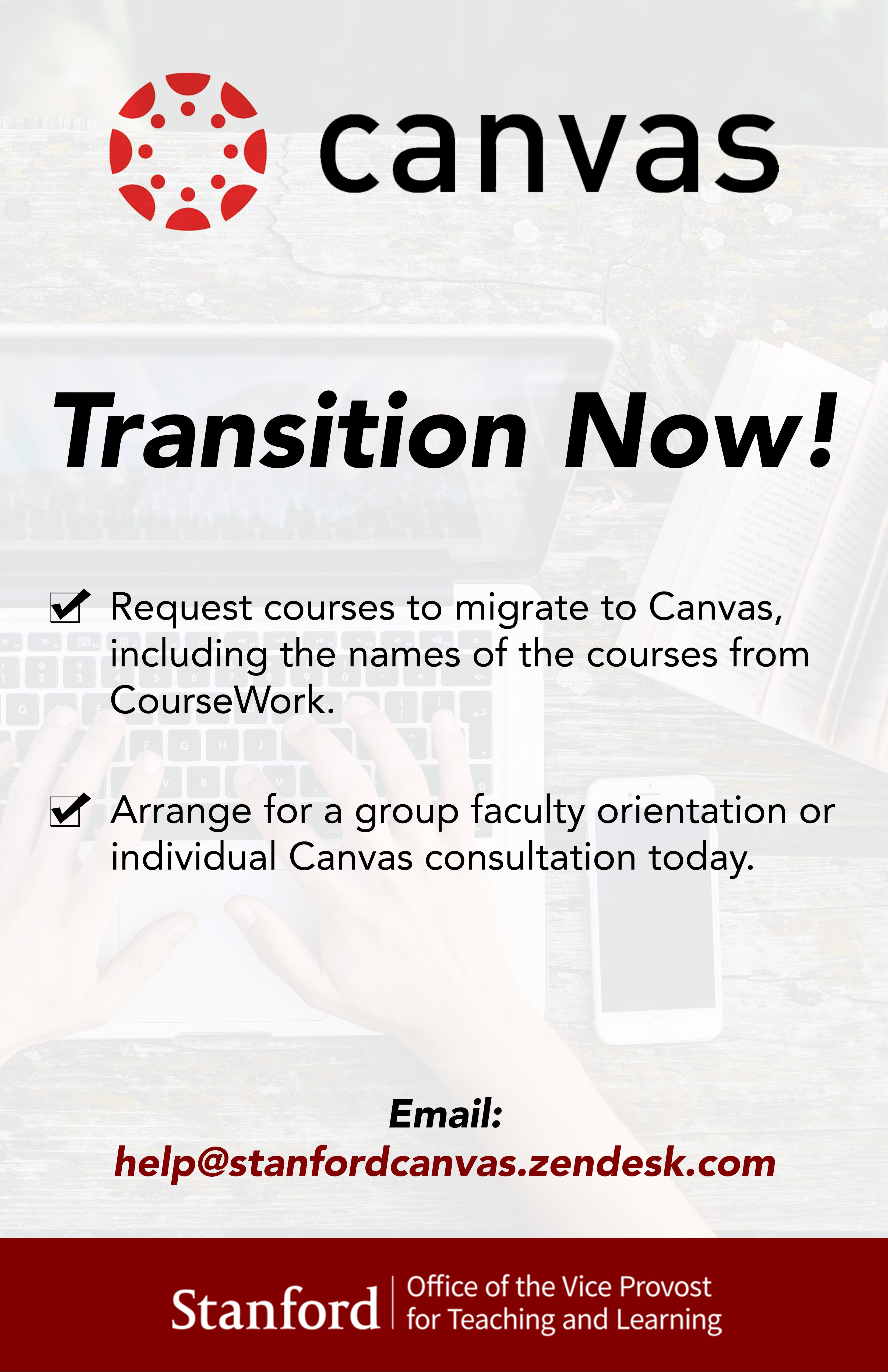 Canvas Transition Poster