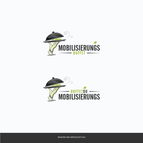Logo Mobilisierungs buffet