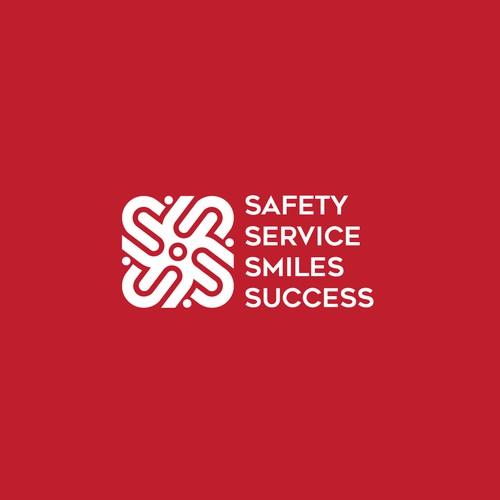 Logo design for training service industry organization