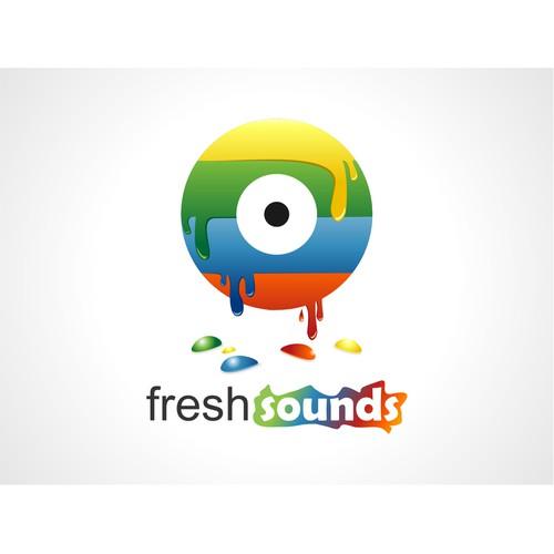 Logo for music industry