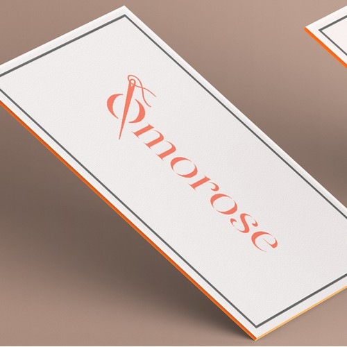Logo for Luxury fashion house / brand