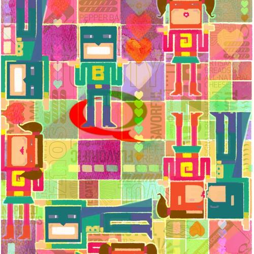 Quiznos art