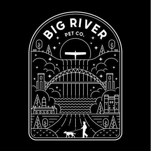 Big River Pet Co. Adventure Clothing Brand