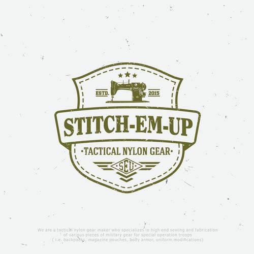 stitch-em-up logo