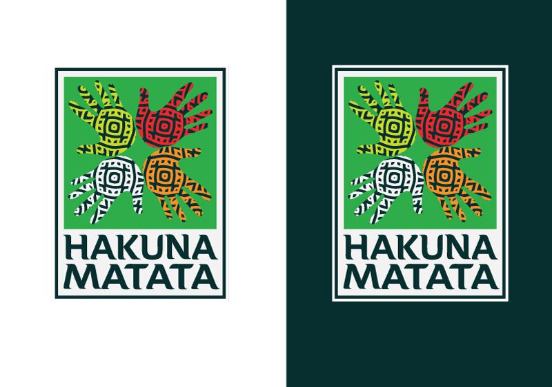 hakuna matata benötigt ein logo