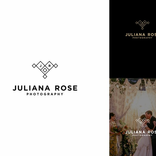 Concept Logo for Juliana Rose