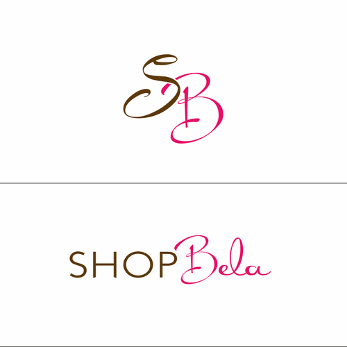 Create the next logo for ShopBela