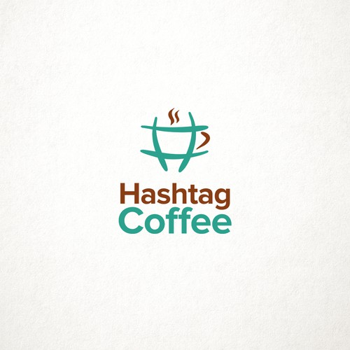 Bold minimalist logo for new Start-up Coffee shop