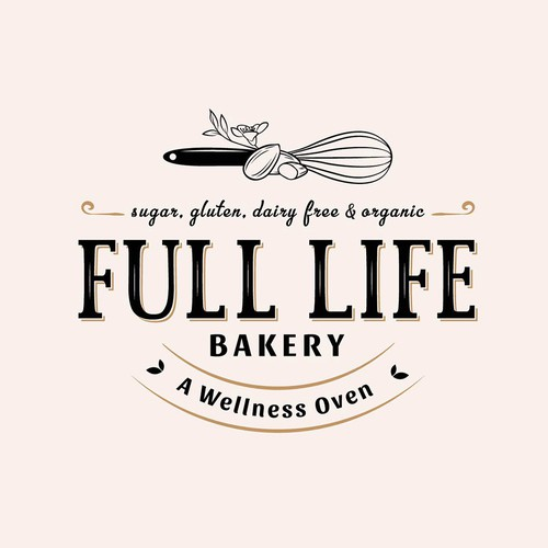 Full Life Bakery Logo
