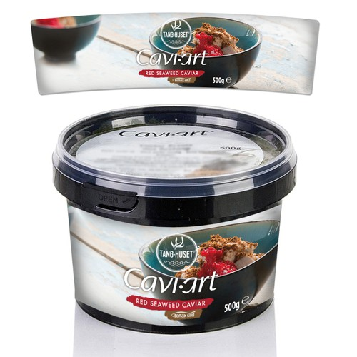 Cavi-art label