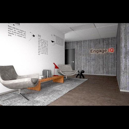 Re-design of Silicon Valley office.