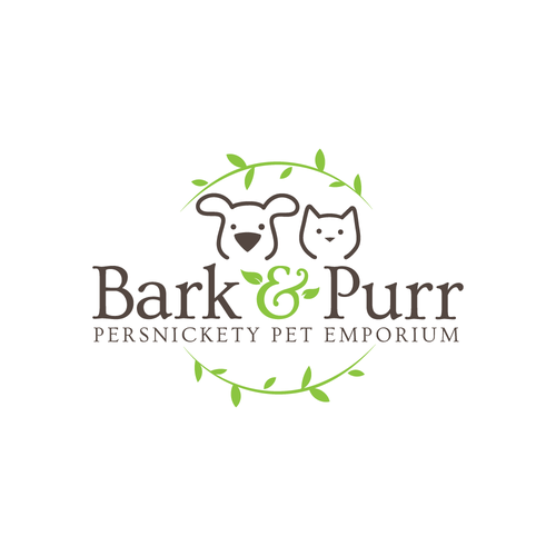 Pet industry logo