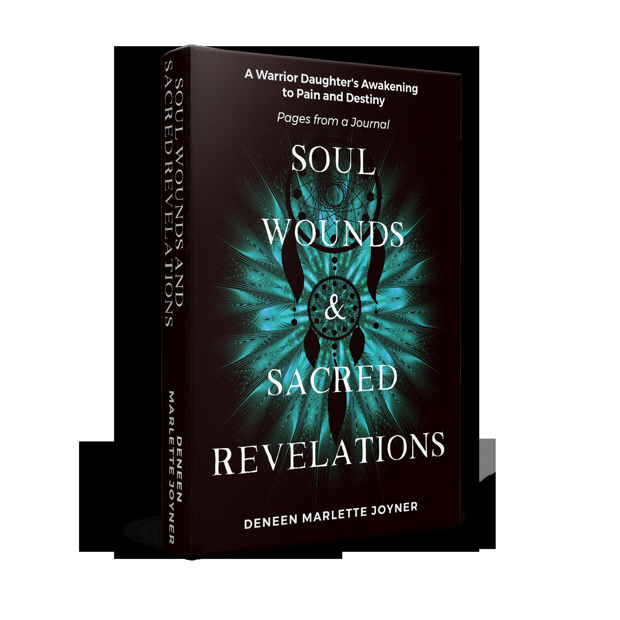 Soul Wounds & Sacred Revelations (Cover design #2)