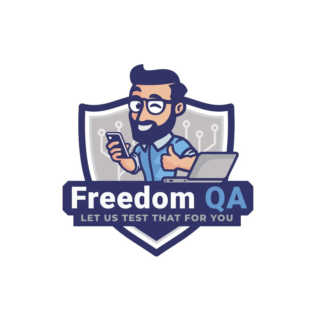 Approachable, smart QA company logo