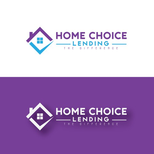 Residential mortgage company logo