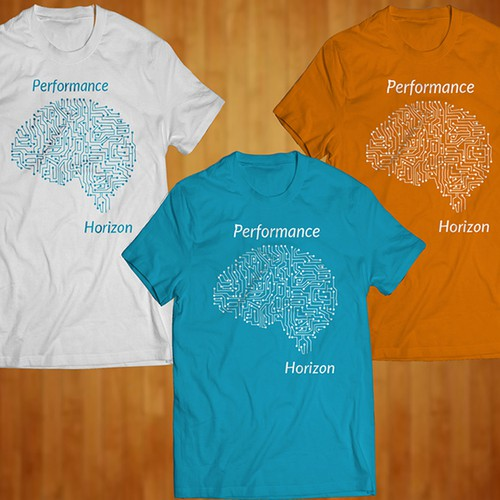 Crear remera o camiseta para Performance Horizon (technology)