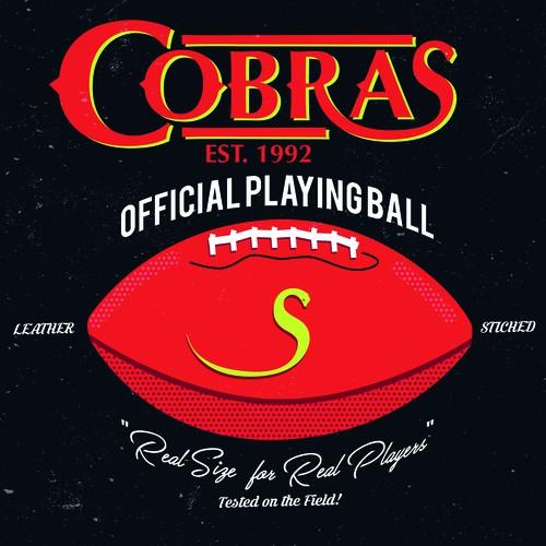 Logo for COBRAS