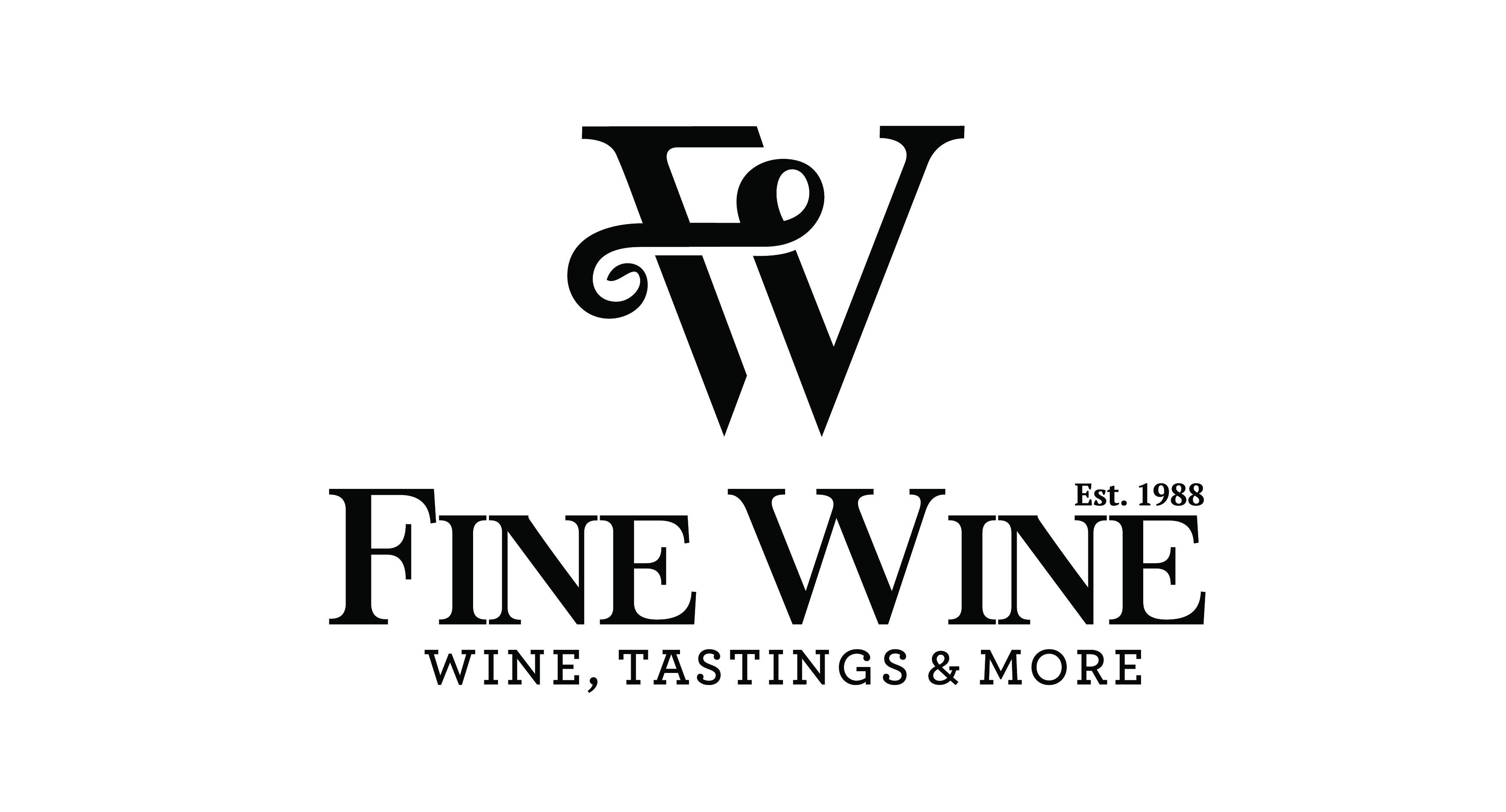 FINE WINE - Redesign our logo