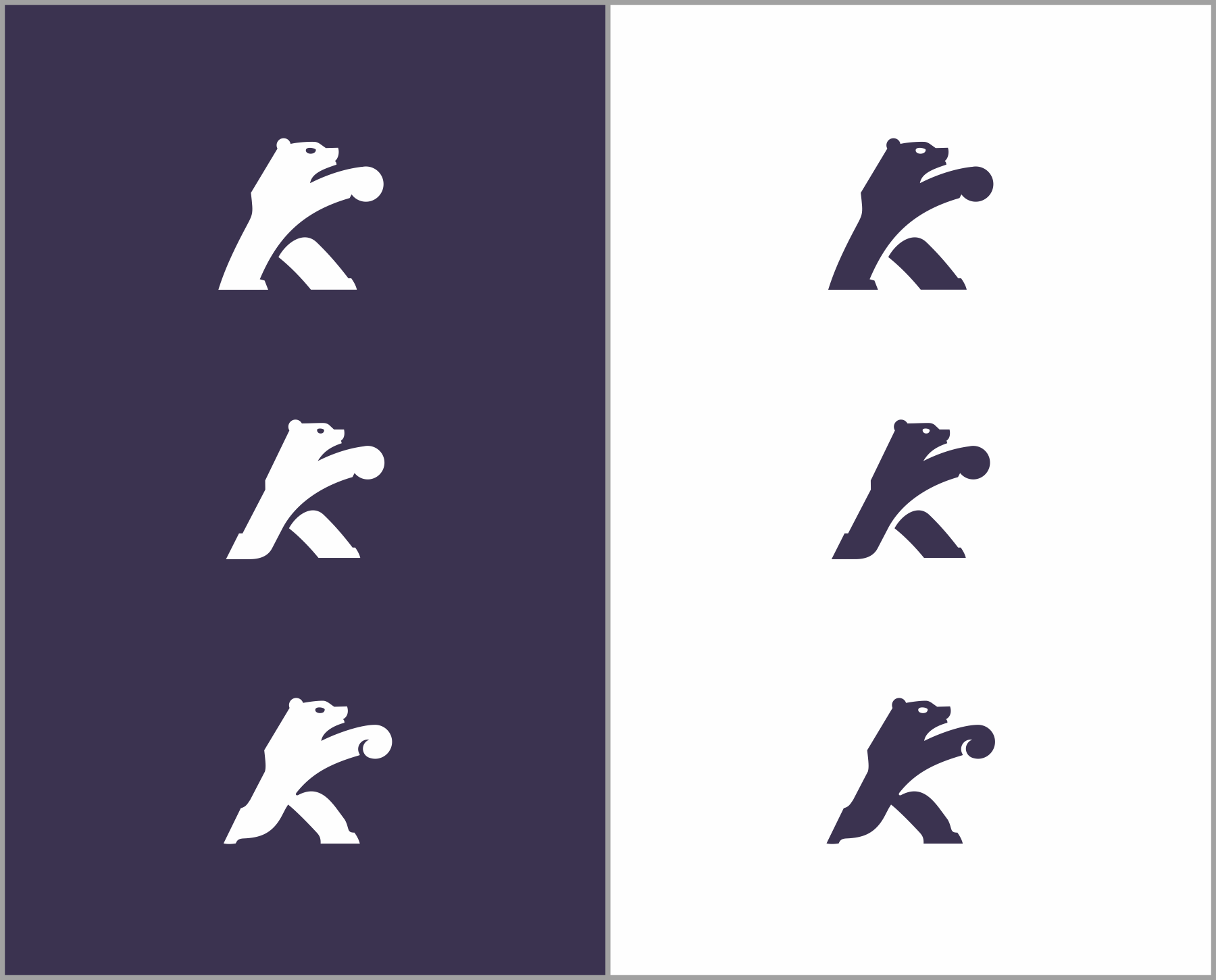 Our logo needs some PUNCH — kickboxing studio for women