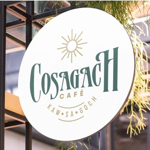 Logo for Còsagach Café