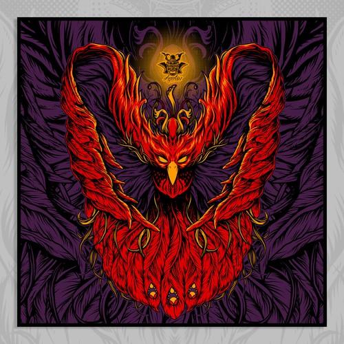 Phoenix Rash Guard