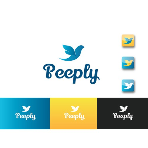 Peeply | Logo design