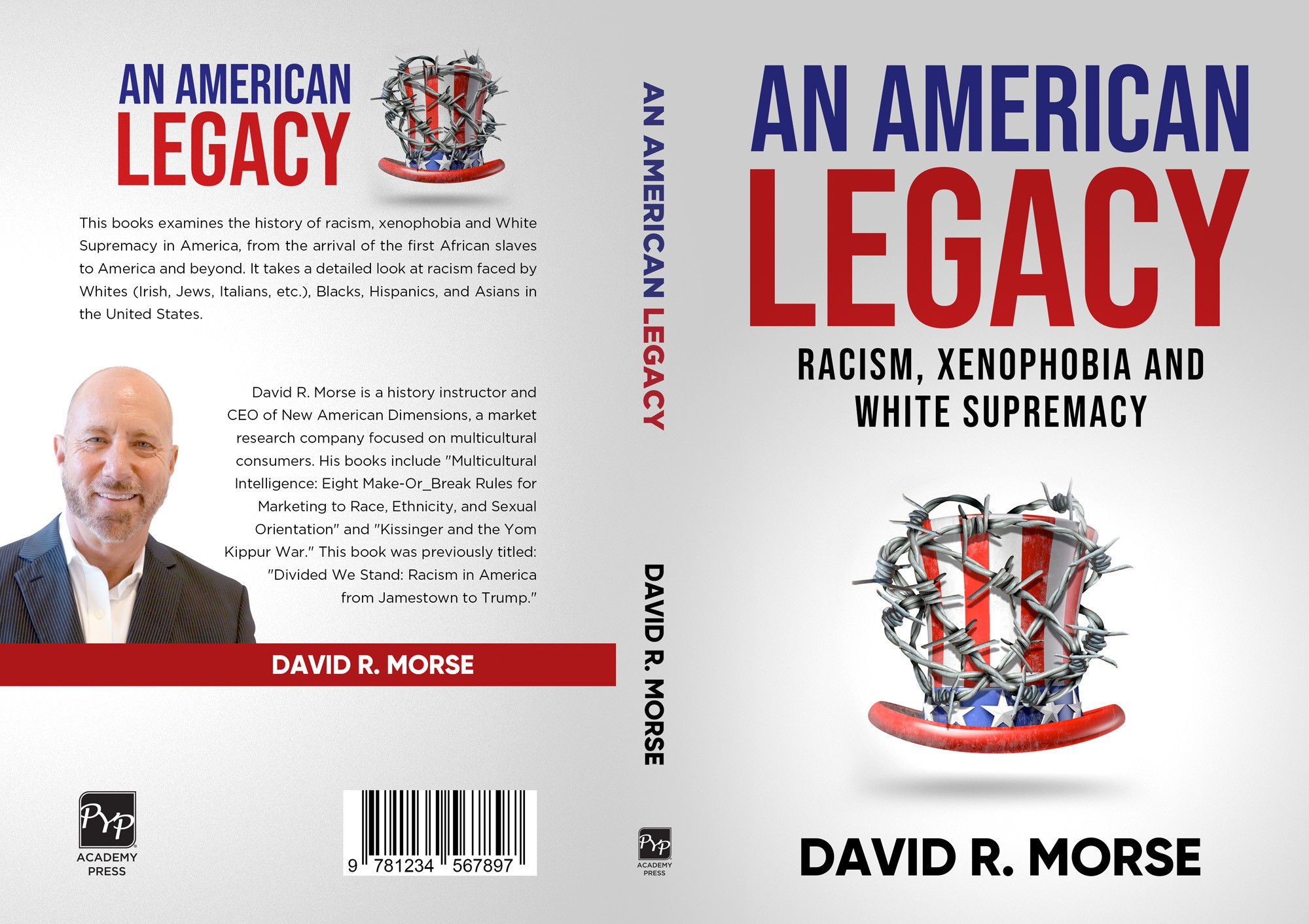 Updated Book on Racism in America, from the beginning to now and beoynd.