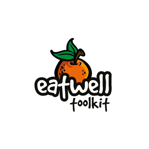 Logo for weight loss app