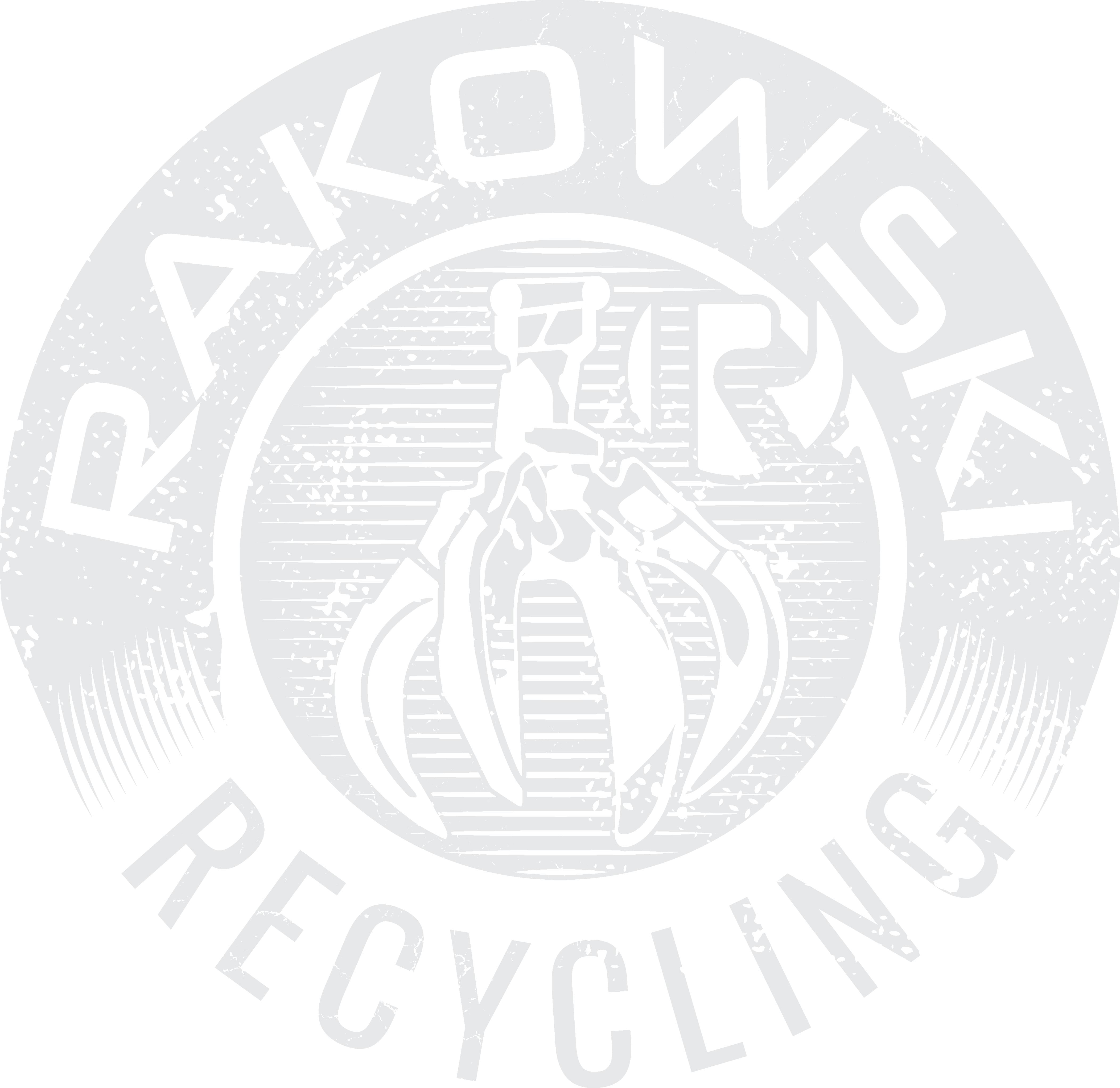Tshirt design for a scrap metal recycling company