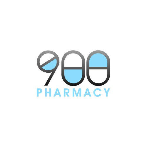 Help 900 Pharmacy with a new logo