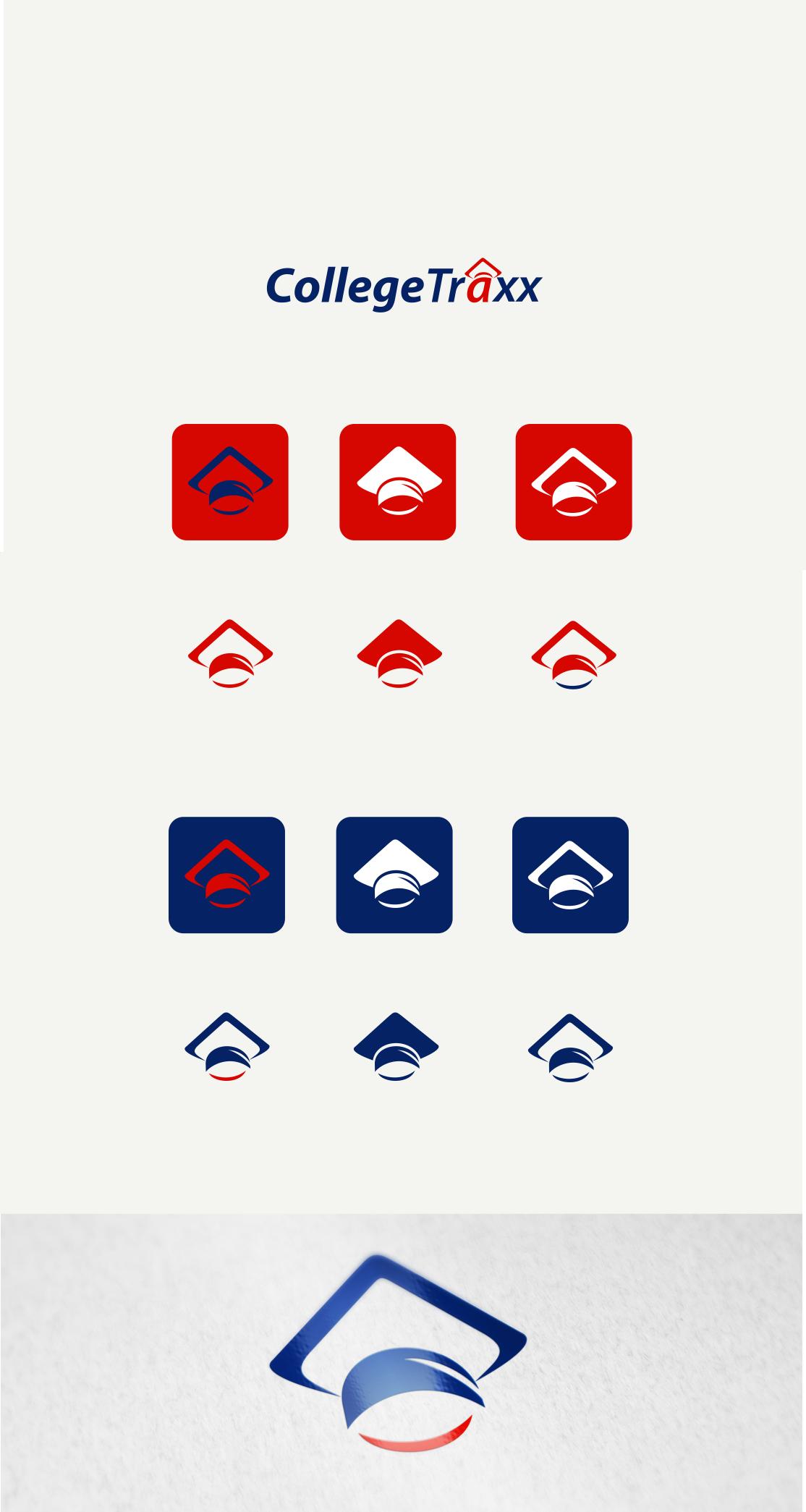 Need a wordmark design for CollegeTraxx