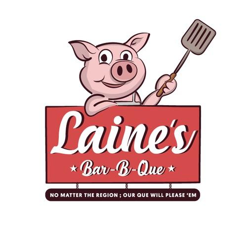 Laine's Bar-B-Que