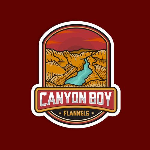 Canyon Boy Flannels