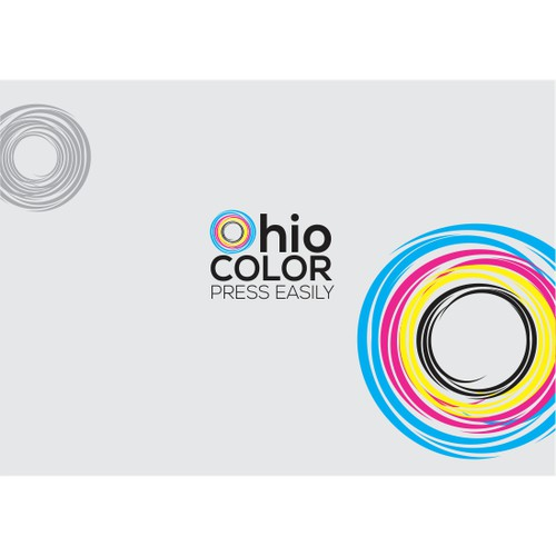 New Logo for Full Color Printing Company