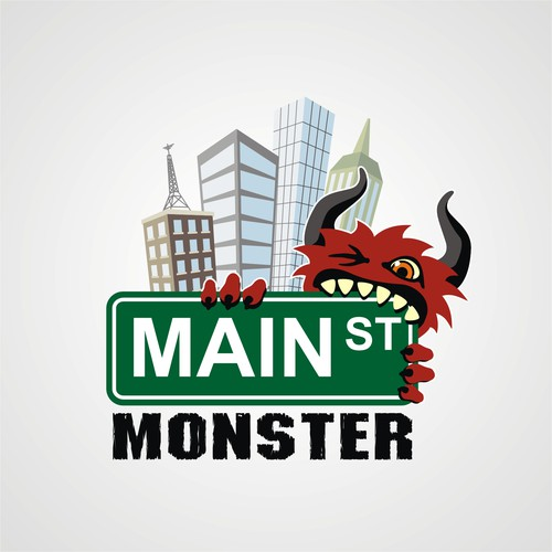 Main St Monster