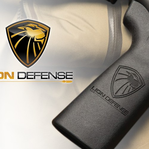 Help Lion Defense LLC with a new logo