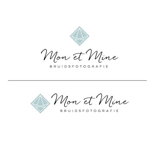 Logo for Wedding Photography Couple.