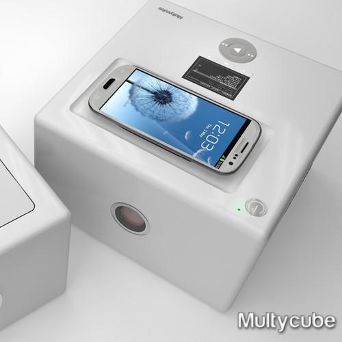 Multycube 3D concept