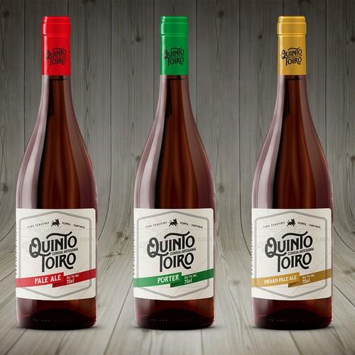 Quinta Toiro Beer