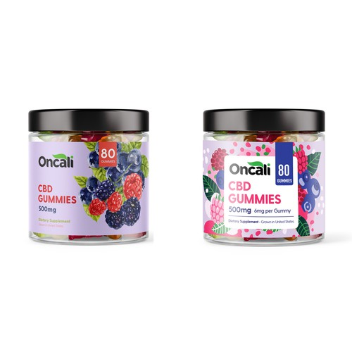 CBD Gummies Redesign