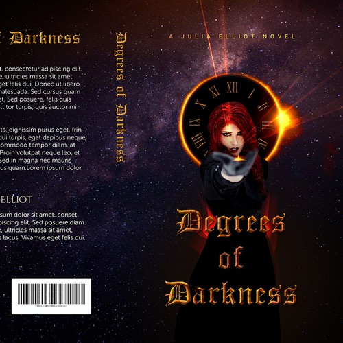 Degrees of Darkness Book Cover